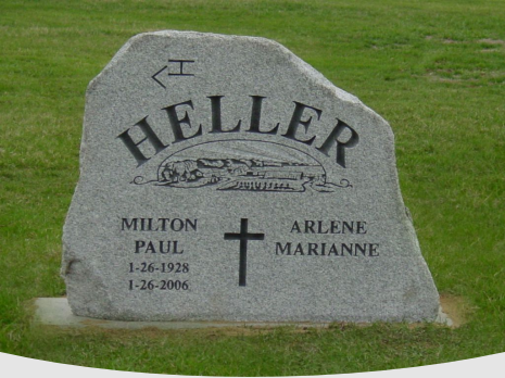 Affordable Cemetery Headstones & Monuments In South Dakota