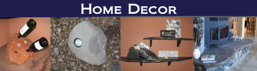 Rock Home Decor