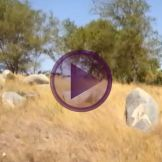 South Dakota Granite Boulders Along Missouri River Video